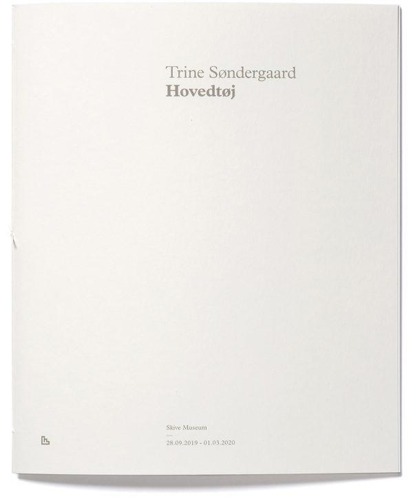 Cover of Trine Søndergaard book Hovedtøj