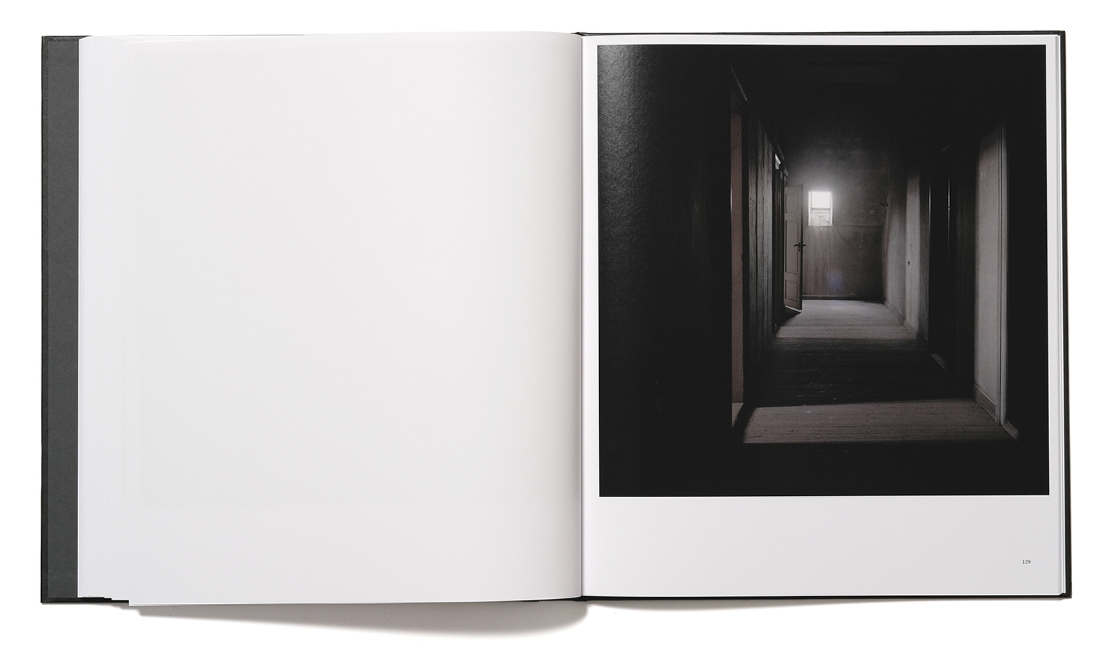 Spread from the book Stasis II by Trine Søndergaard